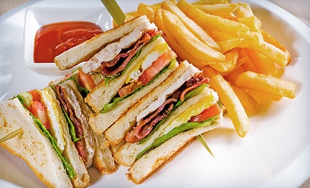 $10 for $20 Worth of Diner Food at Moe's Cafe