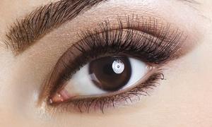 Eyelash Extensions At Jade Lash (up To 81% Off). Four Options Available.