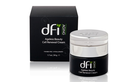 DFI Anti-Aging Ageless Beauty Cell Renewal Cream, 1.7 Fl. Oz.
