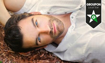 Espaço Essências — Príncipe Real: tratamento facial ou corporal para homem desde 16,90€