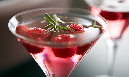Cocktail-Making Class for Two or Four at Gustology (Up to 57% Off)