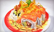 Sushi for Two or More at Enso Revolving Sushi Bar (Half Off)