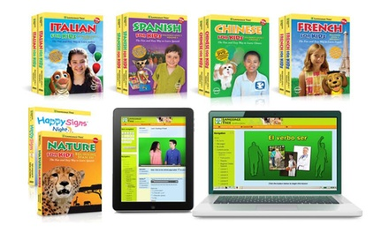 Kid's Language Learning Program from Language Tree (Up to 66% Off)