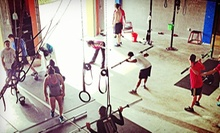 One or Two Months of Unlimited Beginner CrossFit Classes at CrossFit Homestead (Up to 80% Off)