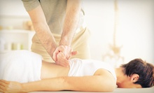 60-Minute Massage or Chiropractic Package with Exam at Beaches Chiropractic and Wellness Center (Up to 57% Off)