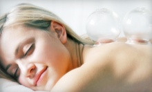 One or Two Cellulite Body Wraps and Cupping Sessions at Aqua Desert Spa & Wellness (Up to 70% Off)