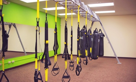 Four or Eight Weeks of Unlimited Fitness Classes at Full Circle Fitness Inc. (Up to 64% Off)
