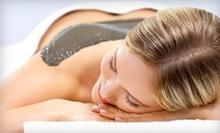 One or Three 60-Minute Body Wraps with Sea-Salt Scrub at Aqua Pearl Day Spa (Up to 63% Off)