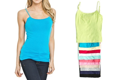 10-Pack of Women's Camisoles