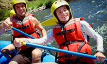 $45 for a Full-Day Whitewater-Rafting Trip on the McKenzie River with Lunch from Oregon River Excursions ($90 Value)