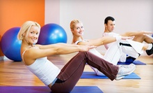 5 or 10 Pilates Mat Classes or Two Private Pilates Reformer Sessions at Astoria Fine Arts Dance (Up to 67% Off)