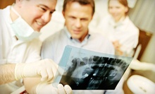 Dental Exam, X-rays, and Cleaning with Optional In-Office Whitening at Desert Palm Dentistry (Up to 88% Off)