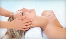 One Facial with Optional Reflexology Session, or Three Facials at The Skin Care Studio (Up to 63% Off)