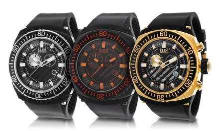 Elini Barokas Fortuna Men's Chronograph Watches