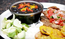 Peruvian Entrees at Dinner for Two or Four at El Ceviche De Waldito (Up to 52% Off)