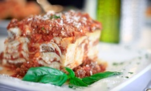Italian Cuisine for Two or Four at Capri Ristorante (Half Off). Four Options Available.