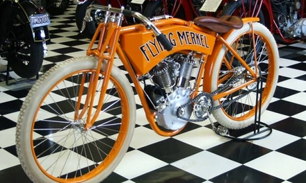 Visit for Two or Four at Sturgis Motorcycle Museum & Hall of Fame (Up to 50% Off)