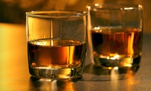 Whiskey and Fine-Spirits Tasting and Light Pupus for Two or Four at Waikiki Wine Closet (Up to 57% Off)