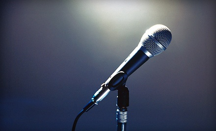 Standup Comedy Show for Two or Four at Des Moines Funny Bone (Up to 74% Off)