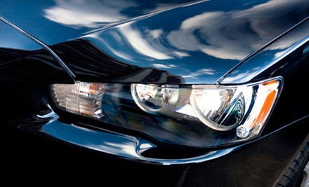 One or Three Deluxe Wax Packages, or a Platinum Detail for Car or SUV at Big City Car Wash and Detail (Up to 64% Off)
