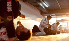 5, 10, or 20 Classes at Soca Brazilian Jiu Jitsu (Up to 92% Off)