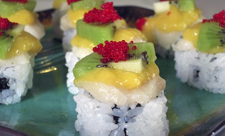 Sushi and Japanese Cuisine for Two or Four at Chiyo Sushi (Half Off)