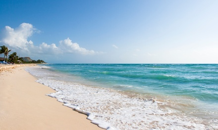 Groupon Deal: All-Inclusive Stay for Two at Royalton Riviera Cancun in Cancún, MX, with Dates into December