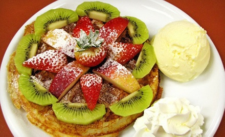 Brunch or Lunch for Two at Bon Vivant Fashion Cafe (Up to 56% Off) 