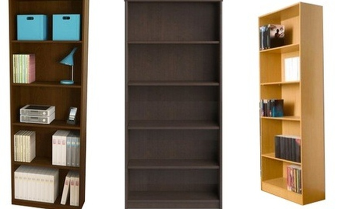 Groupon Goods: Five-Tier Bookshelf For R599.99 Including Delivery (40% Off)