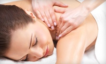 60-Minute Massage, Chiropractic Package, or Both at The Bannard Center (Up to 81% Off)