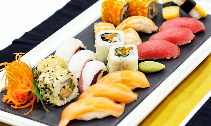 Etoiles Restaurant - W Corniche Rd: 5-Star Luxury Dining with Sushi Platter at Etoiles Restaurant, Emirates Palace for AED 159 instead of AED 400