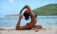 $59 for Eight Drop-In Evening and Weekend Yoga Classes at Oceanfront Yoga (Up to $120 Value)