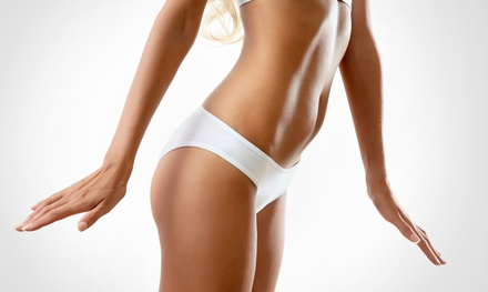 Three or Five Ultrasound Body-Sculpting Treatments at Hot Mama Body Sculpting Portland (Up to 91% Off)