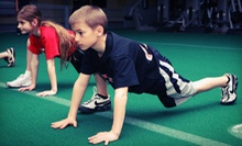8 or 16 One-Hour Fitness-Training Sessions for Kids Aged 7–18 at Parisi Speed School (Up to 71% Off)