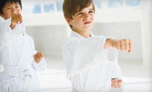 $39 for Eight Kids' Classes with Uniform and Belt for Ages 4–12 at Martial Arts America ($149 Value)