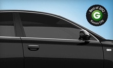$119 for Auto Tinting for One Rear Window and Four Side Windows at H&H Audio ($249 Value)