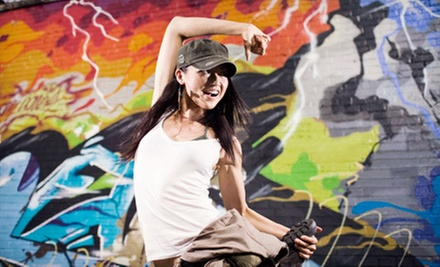 10, 20, or 30 Drop-In Zumba Classes at Studio Energia (Up to 59% Off)