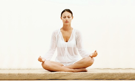 5 Yoga Classes or One Month of Unlimited Yoga Classes at Agni Power Yoga (Up to 52% Off)