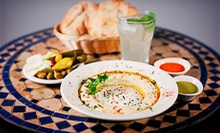 $6 for $12 Worth of Middle Eastern Food at Hummus Place