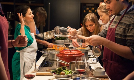 Three-Hour Indian Cooking Class for One or Two at Route to India (Up to 50% Off)