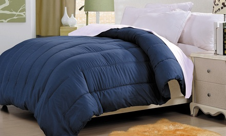 A.L. Riley Down-Alternative Comforter