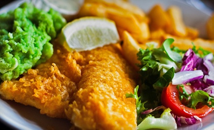American and British Pub Meal for Two or Four at 3 Lions Sports Pub & Grill (Up to Half Off)