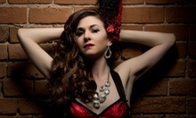 90-Minute Intro Burlesque Class or Four-Week Burlesque Fundamentals Series at Fanny's Fox Den (Half Off)
