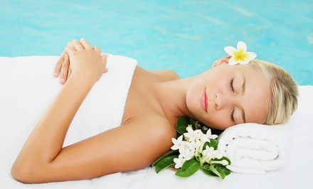 $99 for a Swedish Massage, Scalp Treatment, Manicure, and Sauna Session at Vita Dalux Spa ($205 Value)
