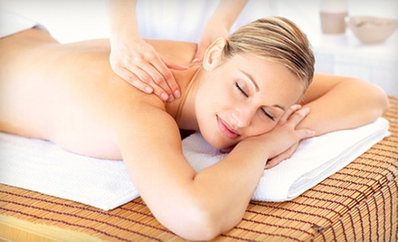60- or 90-Minute Massage at A Tasis Massage (Up to 55% Off) 