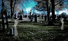 Bump in the Night Tour or Paranormal-Investigation Tour for One or Two from Ghost Party Haunted Tours (Up to 59% Off)