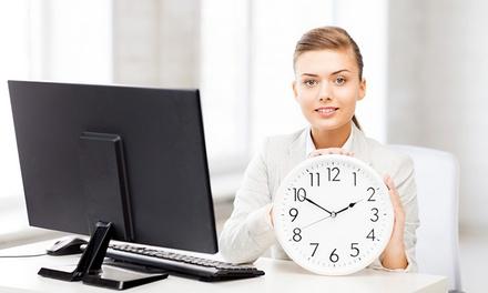 קורס אונליין ממוחשב לניהול זמן ב-79 ₪ בלבד. ללמוד איך לנהל את הזמן באופן אפקטיבי יותר