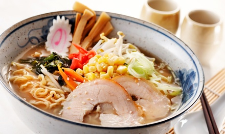 Ramen at Roc-N-Ramen (Up to 33% Off). Two Options Available.