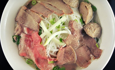 $10 for $20 Worth of Vietnamese Cuisine at PhoXpress