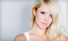Haircut Package with Style and Optional Partial or Full Highlights at RC Spa & Beauty Center (Up to 62% Off)